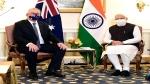 Narendra Modi meets Australian PM Scott Morrison in US ahead of 1st in-person Quad Summit
