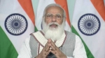 PM Modi interacts with five farmers who use innovative methods