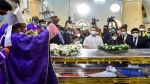 Rahul Gandhi pays last respects to Oscar Fernandes, calls him 'true soldier' of Congress