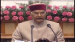 President Ram Nath Kovind addresses special Himachal Pradesh Assembly session; salutes state's soldiers