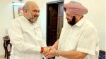 Amarinder Singh to meet Amit Shah in Delhi today to discuss farmers' stir