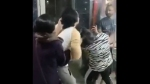 Bhopal: Viral video shows angry wife thrashing husband's alleged girlfriend in gym