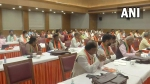 BJP National office-bearers meet underway to discuss farmers' protests, elections in 5 states