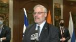 Pegasus spyware issue India's internal matter: Israeli envoy Naor Gilon