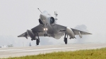 IAF Mirage 2000 aircraft crashes, pilots ejects safely