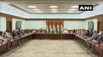 PM Narendra Modi meets 7 Indian COVID-19 vaccine manufacturers