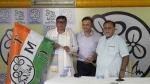 Former BJP MLA Krishna Kalyani joins Trinamool Congress