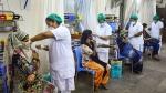 India's COVID-19 vaccination coverage closing the 100 crore mark