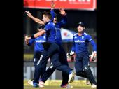2nd ODI:England fined for slow over-rate