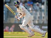 4th Test, Day 2: India 153/2 at Tea