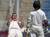 Steve O'Keefe feels Australia were lucky