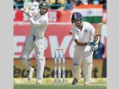 Day 2: India and Australia share honours