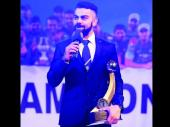 Kohli, Ashwin chosen for BCCI awards