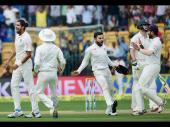 India's No. 1 Test rank faces threat