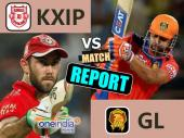IPL 2017: Match 26: GL Vs KXIP