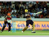 IPL: Yuvraj Singh gets angry at Robin