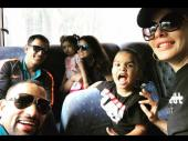 Dhoni and Dhawan's kids bond