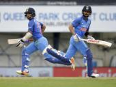 India make 96th 300-plus score in ODIs