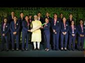 PM Modi greets Indian women cricketers