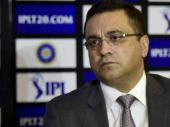 Johri not allowed to attend BCCI SGM