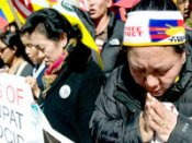 China deploys massive security across Tibet