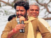Junior NTR injured in road mishap in AP
