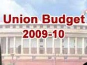 Union Budget 2009-10 on Jul 6