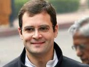 Rahul top online newsmaker of 2009 on Yahoo!