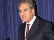 Visiting India for serious talks: Pak FM Qureshi