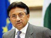 Musharraf admits Pakistan as
