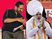 Pune: Modi snubs PM; refuses to shake hands with Kalmadi