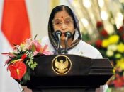 Leaving with a sense of satisfaction: President Patil