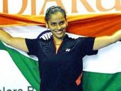 Saina Nehwal to enjoy sortie in IAF aircraft