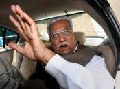 EC slaps notice on Keshubhai Patel for poll code violation