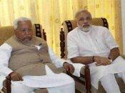 Modi, Keshubhai address poll rallies in central Gujarat