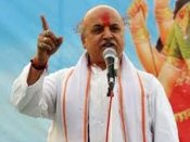 Hate Speech: After Owaisi, now Togadia's turn to face arrest