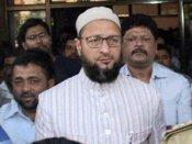 Asaduddin Owaisi 'locked' out of AMU by BJP