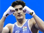Heroin use: NADA collects Vijender Singh's blood samples
