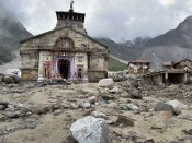 Cracks in Kedarnath temple, sanctum sanctorum safe: ASI