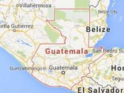 Security forces confiscate one tonne of cocaine in Guatemala
