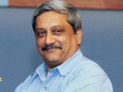 Parrikar confident of winning Panaji by-poll with bigger margin in 'absence of opposition'