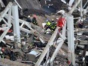 Latvia supermarket collapse: Death toll rises to 47