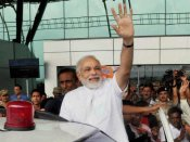 Narendra Modi set to conquer South, to hold rallies in Karnataka today