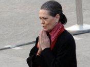 Sonia Gandhi loses tax-free railway bonds worth Rs 10 lakh
