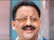 Mukhtar Ansari released on custody parole for a day