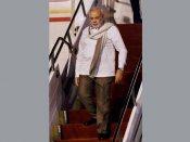 Prime Minister Narendra Modi returns from Brazil after BRICS Summit