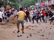 8 injured in a violent conflict in Muzaffarnagar