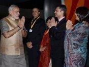 PM Modi departs for US after overnight halt in Frankfurt