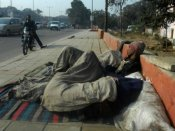 Who's responsible for deaths of 44 homeless people in Delhi due to cold?