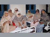 At least 3 lose eyesight after cataract surgeries at NGO camp